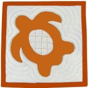 むら染めホヌのミニタペオレンジ